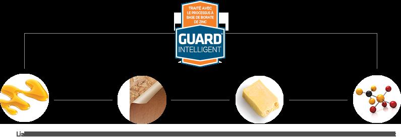 Planche du procédé SmartGuard